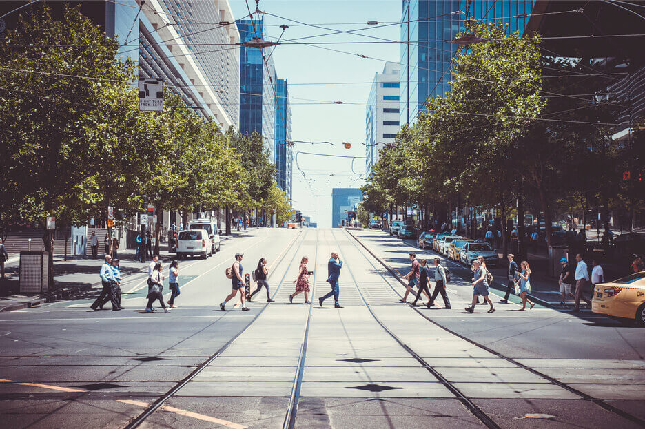 Commuting for business in Australia